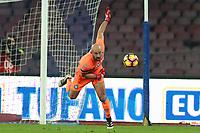 Jose Manuel Reina Napoli<br /> Napoli 02-12-2016  Stadio San Paolo <br /> Football Campionato Serie A 2016/2017 <br /> Napoli - Inter<br /> Foto Cesare Purini / Insidefoto