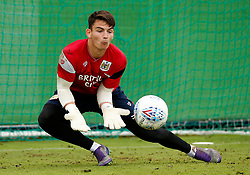 Max O'Leary of Bristol City makes a save - Mandatory by-line: Matt McNulty/JMP - 21/07/2017 - FOOTBALL - Tenerife Top Training Centre - Costa Adeje, Tenerife - Pre-Season Training
