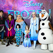 Vanessa Feltz attend European Premiere of Frozen 2 on 17 November 2019, BFI Southbank, London, UK.
