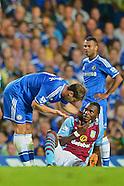 Chelsea v Aston Villa 210813