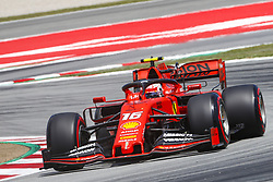May 11, 2019 - Barcelona, Catalonia, Spain - during F1 Grand Prix qualifying celebrated at Circuit of Barcelona 11th May 2019 in Barcelona, Spain. (Credit Image: © Mikel Trigueros/NurPhoto via ZUMA Press)