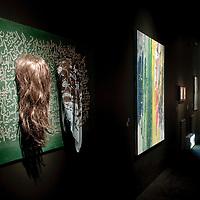 Abu Dhabi, United Arab Emirates, 06 April 2009<br /> Art exhibition in the Emirates Palace.<br /> Photo: Ezequiel Scagnetti
