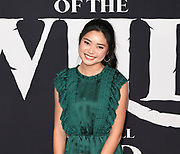 """13 February 2020 - Hollywood, California - Ashley Liao at the World Premiere of twentieth Century Studios """"The Call of the Wild"""" Red Carpet Arrivals at the El Capitan Theater."""