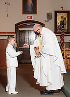 St Catherine of Siena Parish Norwood MA First Communion 2020   October 17, 2020, at 10:00 AM