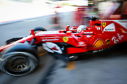 November 10, 2017 - Sao Paulo, Brazil - Motorsports: FIA Formula One World Championship 2017, Grand Prix of Brazil, ..#5 Sebastian Vettel (GER, Scuderia Ferrari) (Credit Image: © Hoch Zwei via ZUMA Wire)
