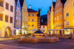 Blue hour Old Town Fussen Germany. This charming town in the south of Bavaria had me wishing I had allowed more time for it. Of course that is my sentiment for everywhere in the Alps :)