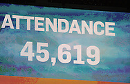 The Biggest crowd attendance for an English Ladies match at Wembley stadium<br /> - Womens International Football - England vs Germany - Wembley Stadium - London, England - 23rdNovember 2014  - Picture Robin Parker/Sportimage