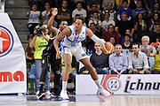 DESCRIZIONE : Campionato 2014/15 Dinamo Banco di Sardegna Sassari - Dolomiti Energia Aquila Trento Playoff Quarti di Finale Gara4<br /> GIOCATORE : Kenneth Kadji<br /> CATEGORIA : Palleggio Controcampo<br /> SQUADRA : Dinamo Banco di Sardegna Sassari<br /> EVENTO : LegaBasket Serie A Beko 2014/2015 Playoff Quarti di Finale Gara4<br /> GARA : Dinamo Banco di Sardegna Sassari - Dolomiti Energia Aquila Trento Gara4<br /> DATA : 24/05/2015<br /> SPORT : Pallacanestro <br /> AUTORE : Agenzia Ciamillo-Castoria/C.AtzoriAUTORE : Agenzia Ciamillo-Castoria/C.Atzori