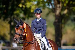 Brouwer Kirsten, NED, Foundation RR<br /> Nederlands Kampioenschap dressuur<br /> Ermelo 2020<br /> © Hippo Foto - Sharon Vandeput<br /> 20/09/2020