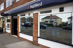 Natwest Bank Gleadless branch 50th Birthday 15th October 2010 .Images © Paul David Drabble