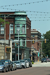 Galesburg - Downtown building(s)