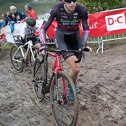 13-10-2019: Cycling: Superprestige Cyclocross: Gieten <br />Monique van de Ree