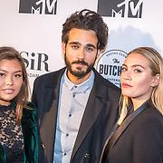 NLD/Amsterdam/20171106 - MTV Pre party 2017, Kay Nambiar en prijswinnaars