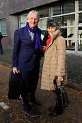 Staatsbezoek van de President van Slowakije , Zijne Excellentie president Ivan Gasparovic en zijn echtgenote Silvia Gasparovicova.<br /> <br /> Statevisit of the President of  Slowakije Ivan Gasparovic and his wife  Silvia Gasparovicova.<br /> <br /> Op de foto/ On the photo: <br />  Freek de Jonge