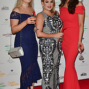 Nadia Essex and guests Arrivers at the Nailing Mental Health: Valentine's Ball The Hurlingham Club, Ranelagh Gardens on 14 Feb 2018, London, United Kingdom
