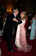 The Duke of Marlborough Ball at Blenheim Palace in aid of the Red Cross, Woodstock, 26 June 2004. SUPPLIED FOR ONE-TIME USE ONLY-DO NOT ARCHIVE. © Copyright Photograph by Dafydd Jones 66 Stockwell Park Rd. London SW9 0DA Tel 020 7733 0108 www.dafjones.com