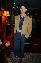 CHARLES JEFFERY at the True Religion House Party held at 48 Greek Street, Soho, London on 2nd June 2016.