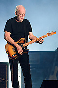 "Photos of David Gilmour performing live on the ""Rattle That Lock"" World Tour 2016 at Madison Square Garden, NYC on April 12, 2016. © Matthew Eisman/ Getty Images. All Rights Reserved"