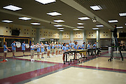 Shadow Drum and Bugle Corps seniors are seen at their Thank You Show in Oregon, Wisconsin on July 23, 2016. <br /> <br /> Beth Skogen Photography - www.bethskogen.com