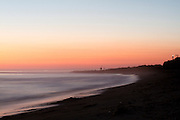 San Onofre State Beach in San Clemente California