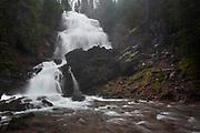 Morrel Falls, Montana.
