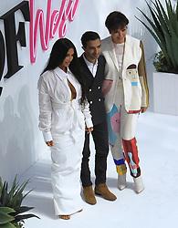 June 19, 2018 - Los Angeles, California, USA - 6/18/18.Kim Kardashian, Kris Jenner and Imran Amed at the Business Of Fashion Presents The Inaugural BoF West Summit held at the Westfield Century City in Los Angeles, CA. (Credit Image: © Starmax/Newscom via ZUMA Press)