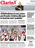 March 05, 2021 (LATIN AMERICA): Front-page: Today's Newspapers In Latin America