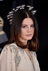 Lana Del Rey attends the 60th Annual GRAMMY Awards at Madison Square Garden on January 28, 2018 in New York City, NY, USA. Photo by Lionel Hahn/ABACAPRESS.COM