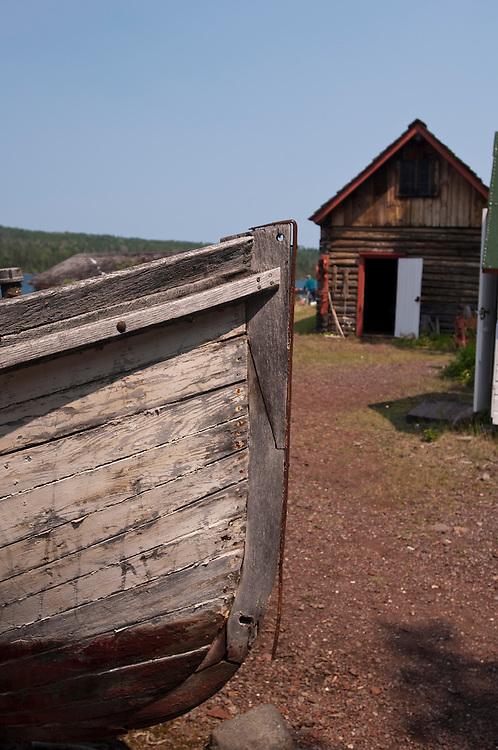 Edisen Fishery at Isle Royale National Park.