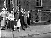 1958 - 04/07 Alan Simpson (Pike Theatre) in Dublin District Court