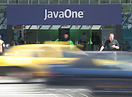 JavaOne 2009, Day 2, Wednesday, June 3, at Moscone Center, San Francisco, California. ....