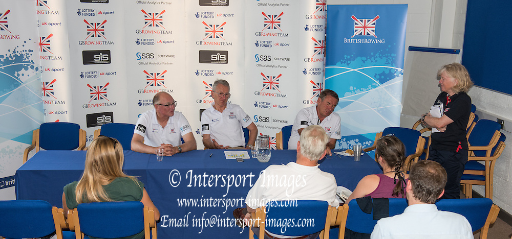 Caversham, England, 2015 GBRowing World Championship Team Announcement. Tuesday. 21.07.2015.  At the Reading Training Base. [Mandatory Credit. Peter SPURRIER/Intersport Images]