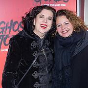 NLD/Amsterdam/20191031 - Ghost Stories premiere,, Francis van Broekhuizen en Maaike Widdershoven