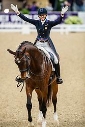 Graves Laura, USA, Verdades<br /> LONGINES FEI World Cup™ Finals Gothenburg 2019<br /> © Hippo Foto - Dirk Caremans<br /> 06/04/2019