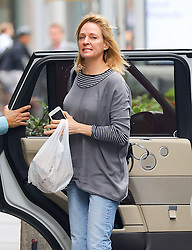 EXCLUSIVE: Uma Thurman was spotted makeup free while out and about in New York City. 06 Jun 2018 Pictured: Uma Thurman. Photo credit: ZapatA/MEGA TheMegaAgency.com +1 888 505 6342