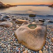 Low tide. Acadia National Park.