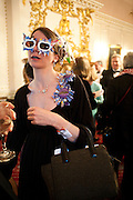 ILLUSTRATOR: EL ASHFIELD, The People's Book Prize, The Stationers' Hall, Ave Maria <br /> Literary award voted for by the public and founded by Dame Beryl Bainbridge. 20 July 2011.<br /> <br />  , -DO NOT ARCHIVE-© Copyright Photograph by Dafydd Jones. 248 Clapham Rd. London SW9 0PZ. Tel 0207 820 0771. www.dafjones.com.