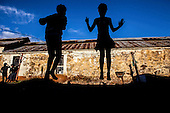 Life on An Abandoned South African Goldmine
