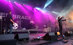 Party At The Palace, Sunday 12th August 2018<br /> <br /> Pictured: Embrace<br /> <br /> Aimee Todd | Edinburgh Elite media