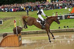 Sandra Auffarth, (GER), Opgun Louvo - Eventing Cross - Alltech FEI World Equestrian Games™ 2014 - Normandy, France.<br /> © Hippo Foto Team - Shannon Brinkman<br /> 30/08/14