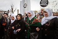 Hrant Dink demo, Istanbul