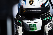 September 21-24, 2017: IMSA Weathertech at Laguna Seca. 16 Change Racing, Lamborghini Huracan GT3, Jeroen Mul