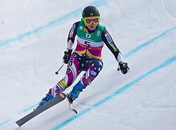 13.02.2011, Kandahar, Garmisch Partenkirchen, GER, FIS Alpin Ski WM 2011, GAP, Damen, Abfahrt, im Bild Leanne Smith (USA) // Leanne Smith (USA)  during Downhill Ladies Fis Alpine Ski World Championships in Garmisch Partenkirchen, Germany on 13/2/2011. EXPA Pictures © 2011, PhotoCredit: EXPA/ J. Groder