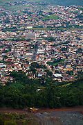 Itabira_MG, Brasil...Vista da Mina da Conceicao com a cidade de Itabira ao fundo...The view from the Conceicao coal mine with Itabira city in the background. ..Foto: LEO DRUMOND / NITRO