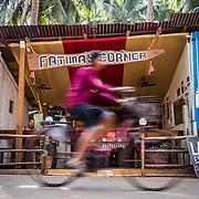 Fathima's corner is a famous restauran on Agonda beach in south Goa.