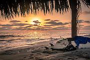 Windansea Beach at Sunset
