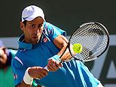 Tennis: BNP Paribas Open 2016 Novak Djokovic vs Jo-Wilfried Tsonga