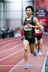 David Hemery Valentine Invitational<br /> Indoor Track & Field at Boston University , mens 5000 meters, Bowerman TC, Nike, , Nike,