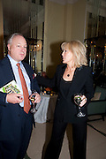 COSIMA SOMERSET, Book launch of Lady Annabel Goldsmith's third book, No Invitation Required. Claridges's. London. 11 November 2009