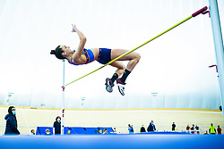 Lia Apostolovski during Slovenian Indoor Championship, Olympic centre Novo Mesto, 14 February 2021, Novo Mesto, Slovenia. Photo by Grega Valancic / Sportida